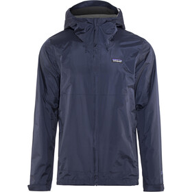 Patagonia Torrentshell Jas Heren, navy blue